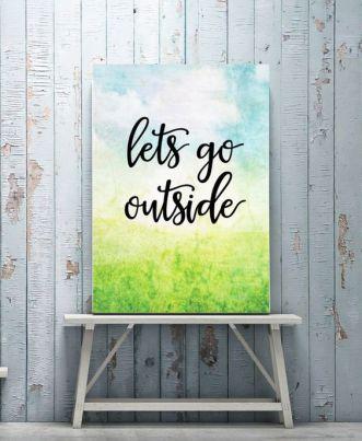 Inspiration Let'sGo Outside