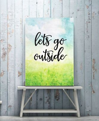 Inspiration Let'sGo Outside